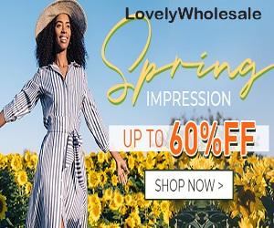 LovelyWholesale.com bietet mehr Styles nur für Sie